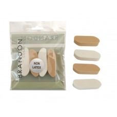 1127 - Cosmetic Sponge, 4/Bag