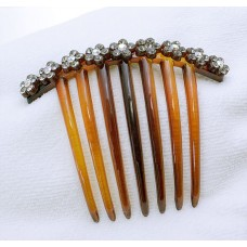 160 - Rhinstone French Comb Assorted