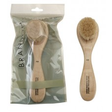 3253 - 100% Natural Boar Bristle Facial Brush