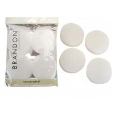 3313 - Facial Cleansing Sponge, 4/Bag