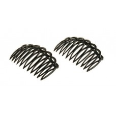 41158 - SIDE COMB BLACK 2/CD