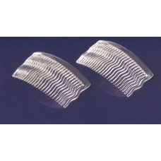41189 - SIDE COMB CLEAR 2/CARD