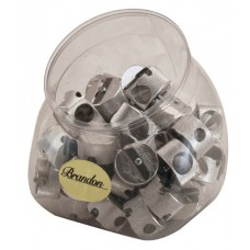 6130-10 - Double Metal Sharpener 120 Pcs Deal