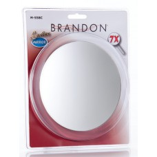 M558C - 7X Magnifying Mirror W/ Suction Cup