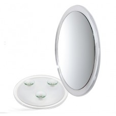 M573 - 7X Suction Mirror, Clear 9 1/2