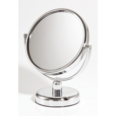M590 - 5X & Normal Chrome Mirror 4 1/2