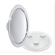 M678 - 5X Fog Free Mirror W/ Suction Cup, 7 1/2