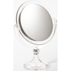 M685 - 5X & Normal Vanity Mirror, Clear, 5 1/4