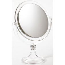 M687 - 10X & Normal Vanity Mirror, Clear, 5 1/4