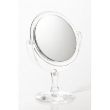 M746 - 7X & Normal Vanity Mirror, Lucite 4.5