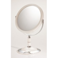 M753 - 7X & Normal View Rhinestone Vanity Mirror