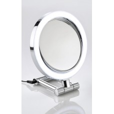 M829 - 7X & Normal Lighted Vanity Mirror