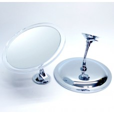 M-847 10X Mag. Suction Cup Mirror with Swivel Neck